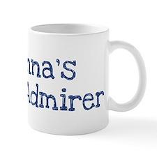 Juliannas secret admirer Mug