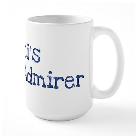 Macis secret admirer Large Mug