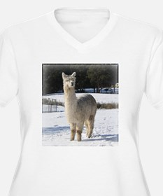 In the snow T-Shirt