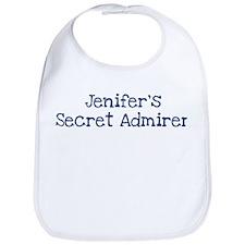 Jenifers secret admirer Bib