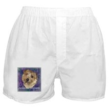 "Norfolk Terrier ""Sassy"" Boxer Shorts"
