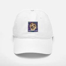 """Norfolk Terrier """"Sassy"""" Baseball Baseball Cap"""