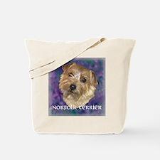 "Norfolk Terrier ""Sassy"" Tote Bag"