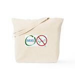 Israel, Not Islam Tote Bag