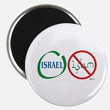 Israel, Not Islam Magnet