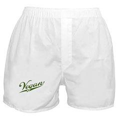 Retro Vegan Boxer Shorts