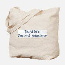Dustins secret admirer Tote Bag