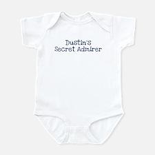 Dustins secret admirer Infant Bodysuit