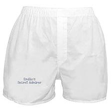 Emilios secret admirer Boxer Shorts