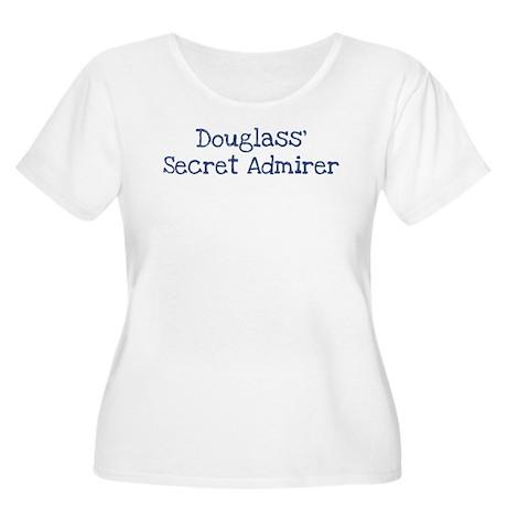 Douglasss secret admirer Women's Plus Size Scoop N
