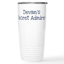 Devans secret admirer Travel Mug