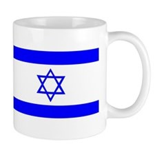National Flag of Israel Mug