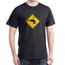 Caution With Possums, Australia T-Shirt