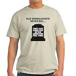 Never Die Light T-Shirt