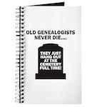 Never Die Journal