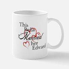 Bella married Ewdard Mug
