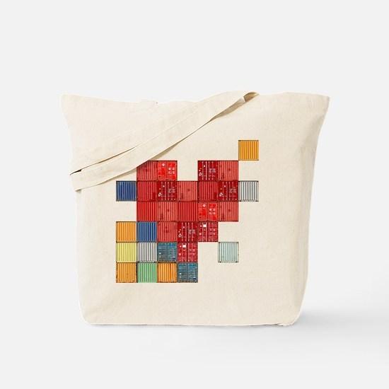 Shipping Love Tote Bag