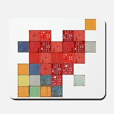Shipping Love Mousepad