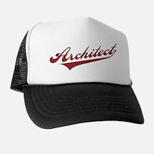 Retro Architect Trucker Hat