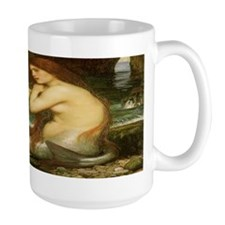 Mermaid by JW Waterhouse Mug