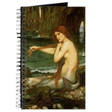 Mermaid by JW Waterhouse Journal