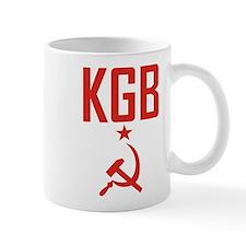KGB Red Mugs