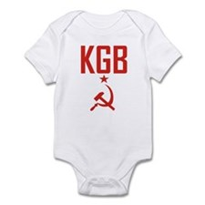 KGB Red Body Suit