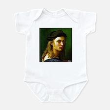 """Faces """"Raphael"""" Infant Bodysuit"""