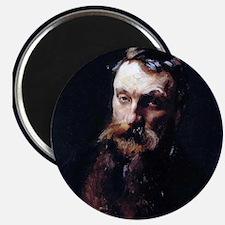 "Faces ""Rodin"" Magnet"