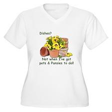 Pots & Pansies T-Shirt