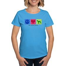 Peace Love Beagle Tee