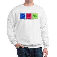 Peace Love BTC Sweatshirt