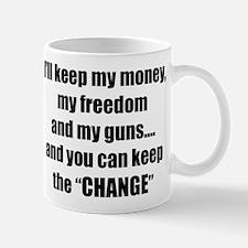 I'll Keep My Freedom Mug