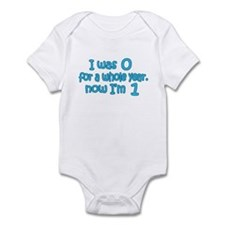 Baby Boy's First B-day Infant Bodysuit