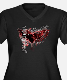 Twilight Forever Heart of Darkness Women's Plus Si