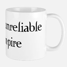 Stupid, unreliable vampire Mug