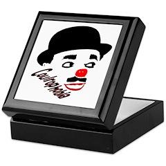 Coulrophobia Keepsake Box