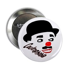 Coulrophobia Button