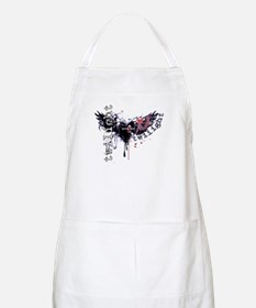 Twilight Princess Heart of Darkness BBQ Apron