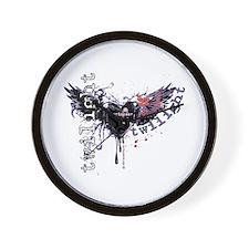 Twilight Princess Heart of Darkness Wall Clock