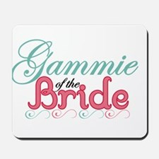 Gammie of the Bride Mousepad