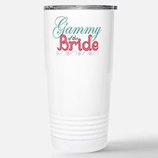 Gammy of the Bride Travel Mug
