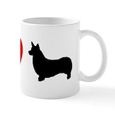 I Heart Pembroke Mug