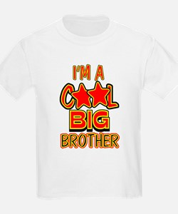Cool Big Brother T-Shirt