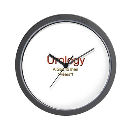 Urologist Wall Clock