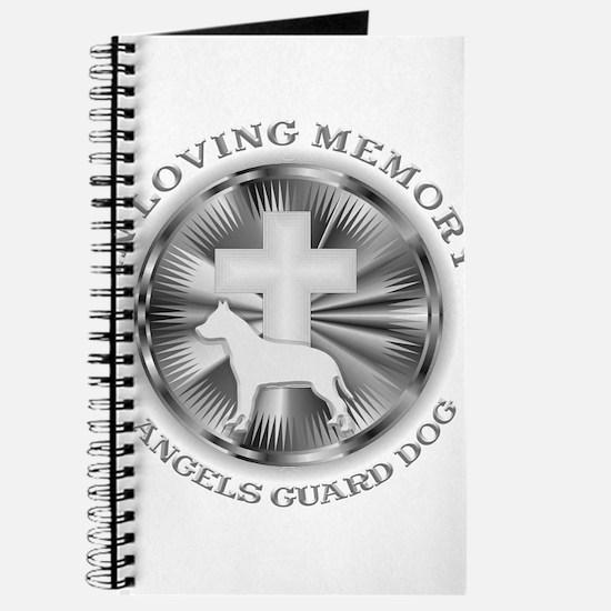 PIT BULL LOVING MEMORY Journal