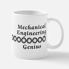 Mechanical Engineering Genius Mug