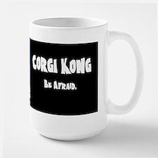 Corgi Kong Large Mug