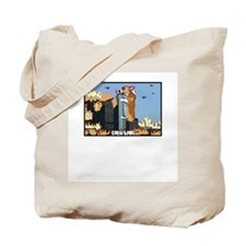 Corgi Kong Tote Bag