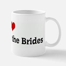 I Love Running of the Brides Mug